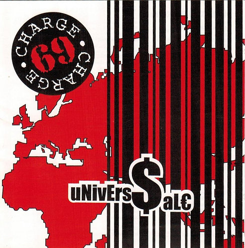 CHARGE 69 - Univers Sale CD