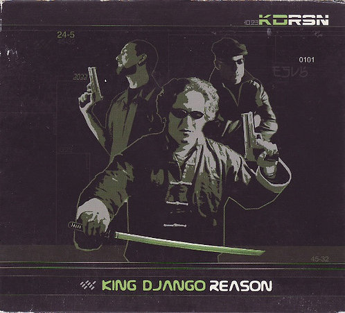 KING DJANGO - Reason CD