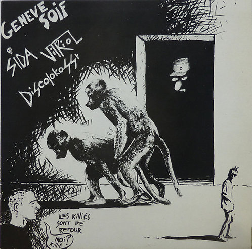 V/A Geneve Soif LP