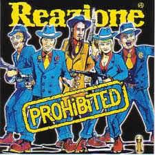 REAZIONE - Prohibited CD