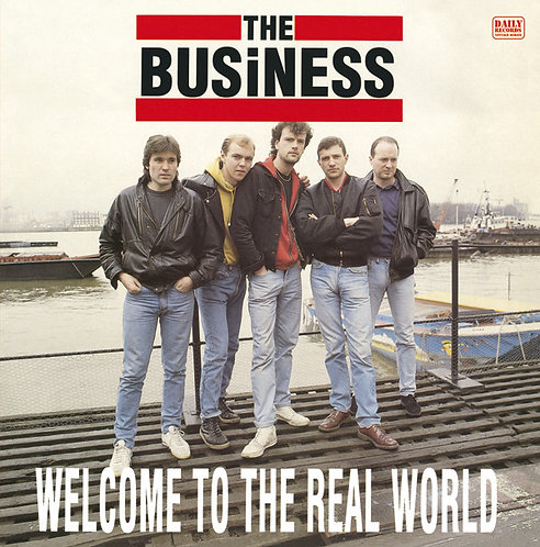 BUSINESS (THE) - Welcome To The Real World LP