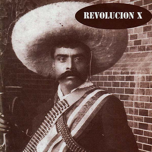 "REVOLUTION X - Revolucion X EP 7"""