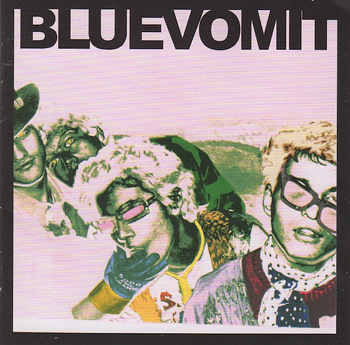 BLUEVOMIT - Discografia CD