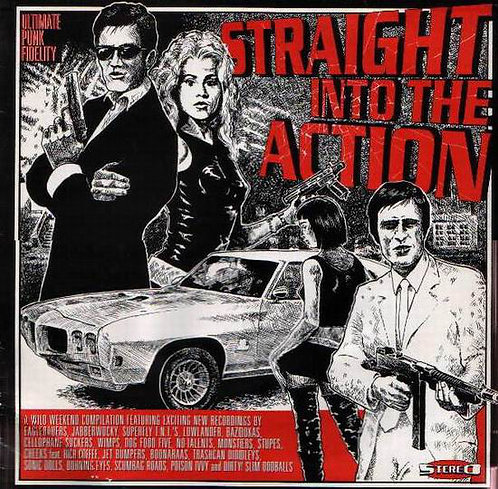 V/A Straight Into The Action LP