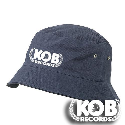 KOB RECORDS Fisherman Hat (Blue)