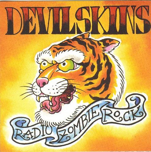 DEVILSKINS - Radio Zombie Rock CD