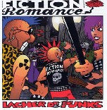 FICTION ROMANCHE - Lacher De Punks CD