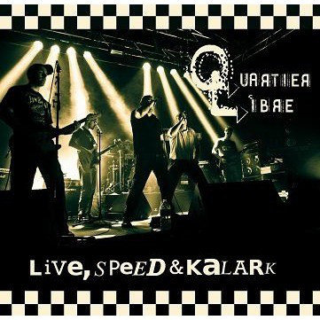 QUARTIERE LIBRE -  Live, Speed & Kalark CD