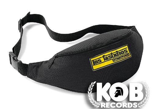 Belt Bag / Marsupio LOS FASTIDIOS Lambretta Style Black