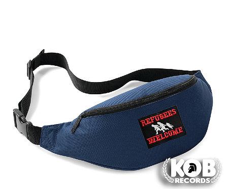 Belt Bag / Marsupio REFUGEES WECOLME Blue