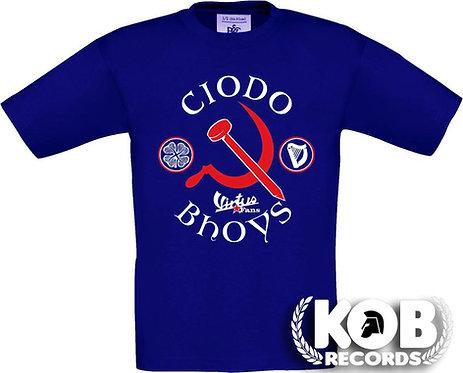 VIRTUS FANS CIODO BOYS Junior T-Shirt