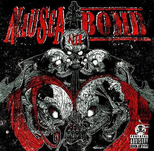 NAUSEA BOMB - Nausea Bomb CD