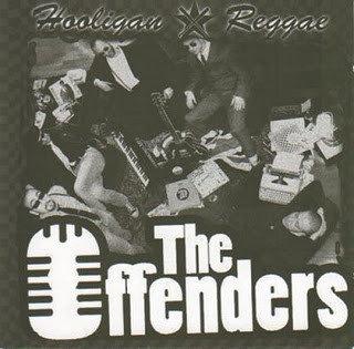 OFFENDERS (THE) - Hooligan Reggae CD