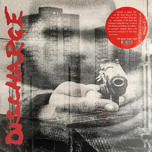 DISCHARGE - Discharge LP (180gr)