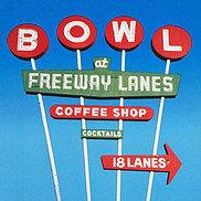 LET'S GO BOWLING - Freeway Lanes CD