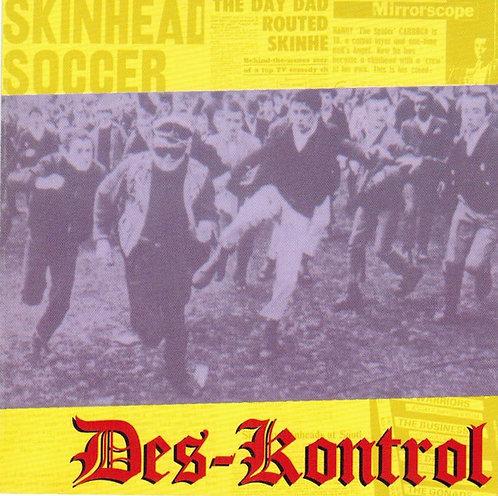 DES KONTROL - Des-Kontrol CD
