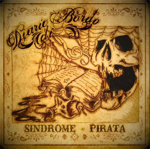 DIARIO DI BORDO - Sindrome Pirata CD