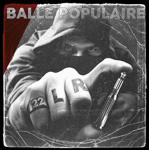 22 LONGS RIFFS - Balle Populaire CD