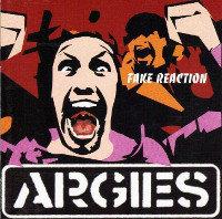 ARGIES - Fake Reaction CD