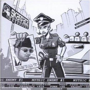 SKARFACE - Mythic Enemy CD