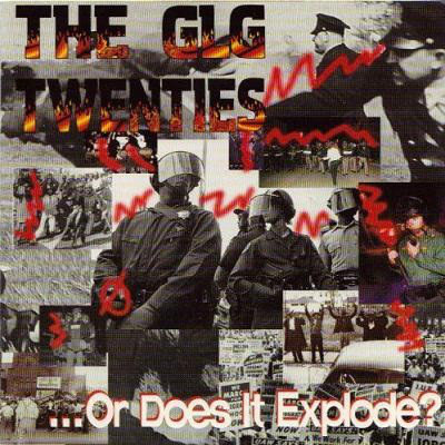GLG TWENTIES (THE) - Or Does It Explode? CD