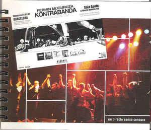 FERMIN MUGURUZA - Kontrabanda CD