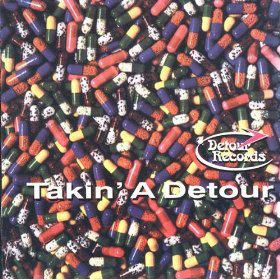 V/A Takin' A Detour LP