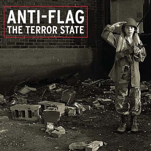 ANTI-FLAG - The terror state CD