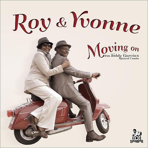ROY & YVONNE - Moving on LP
