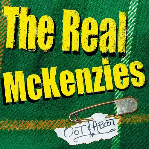 REAL MCKENZIES (THE) - Oot & Aboot CD