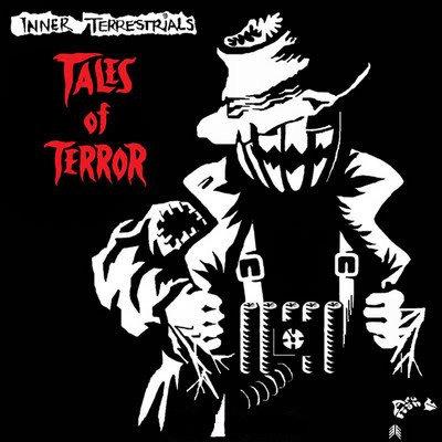 INNER TERRESTRIALS - Tales of Terror CD