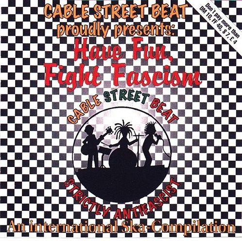 V/A  - Have Fun, Fight Fascism CD