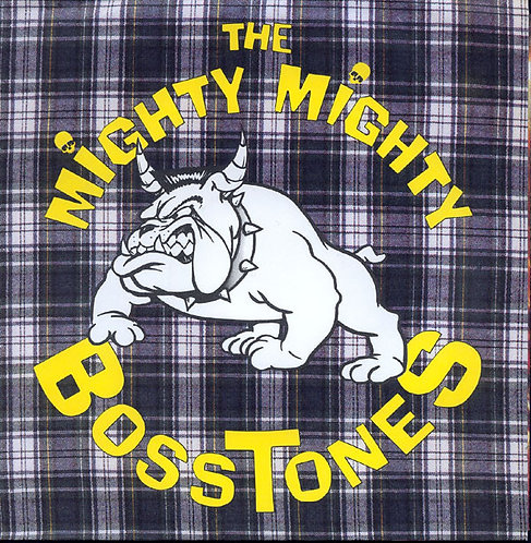 """MIGHTY MIGHTY BOSSTONES (THE) - Where'd You Go? EP 7"""""""