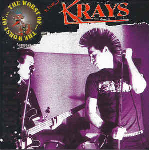 KRAYS (THE) - The Worst Of... CD