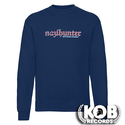 NAZIHUNTER Sweatshirt Blue