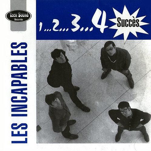 """LES INCAPABLES - 1...2...3...4 Succès EP 7"""""""