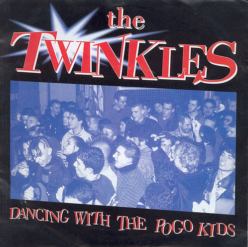 """TWINKLES (THE) - Dancing With The Pogo Kids EP 7"""""""