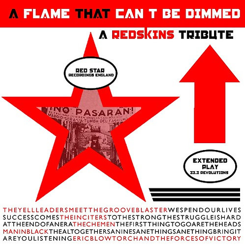 V/A A Flame That Can't Be Dimmed LP (Red)