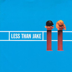 LESS THAN JAKE - The Pez Collection CD