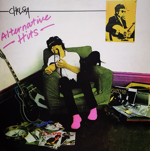 CHELSEA - Alternative Hits LP (Yellow)