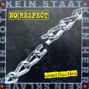 NO RESPECT - Unadjusted 2CD