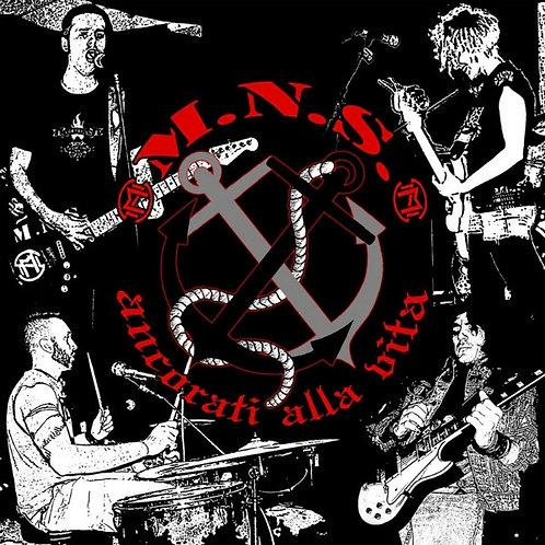 M.N.S. - Ancorati Alla Vita CD