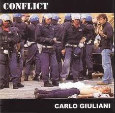 CONFLICT - Carlo Giuliani CD
