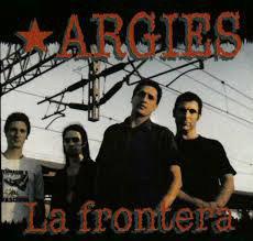 ARGIES - La Frontera CD