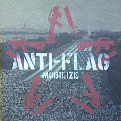 ANTI-FLAG - Mobilize    CD + SAMPLER