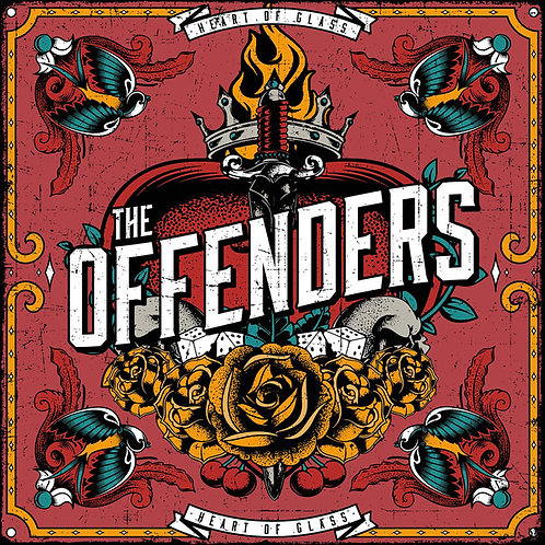 OFFENDERS (THE) - Heart of Glass LP