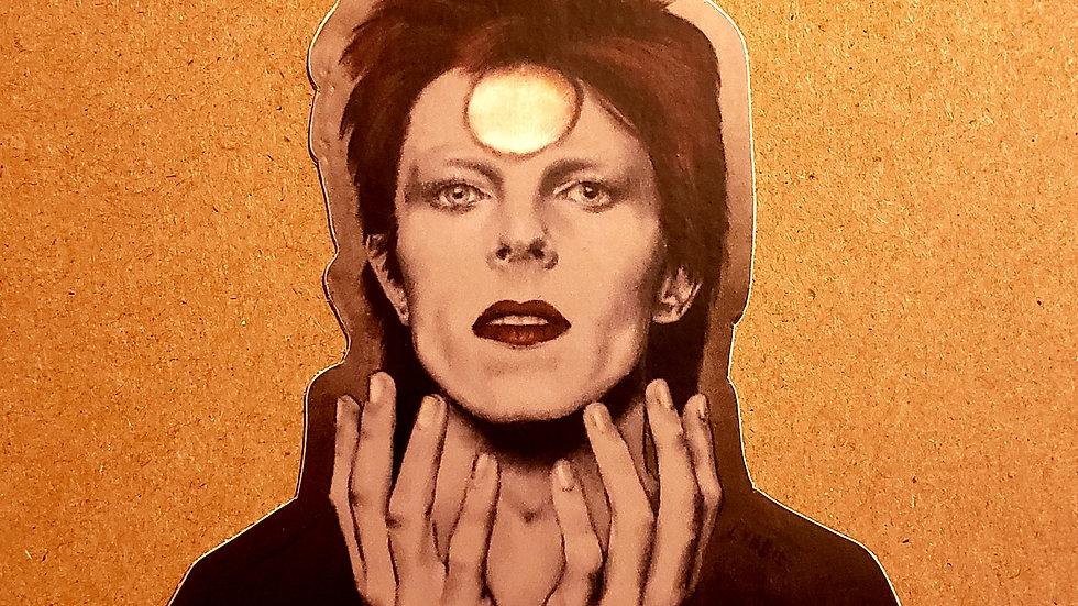 Bowie (sticker OR magnet)