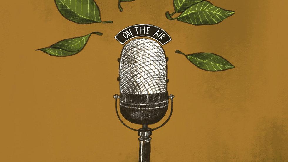 Old-Timey Radio (print)