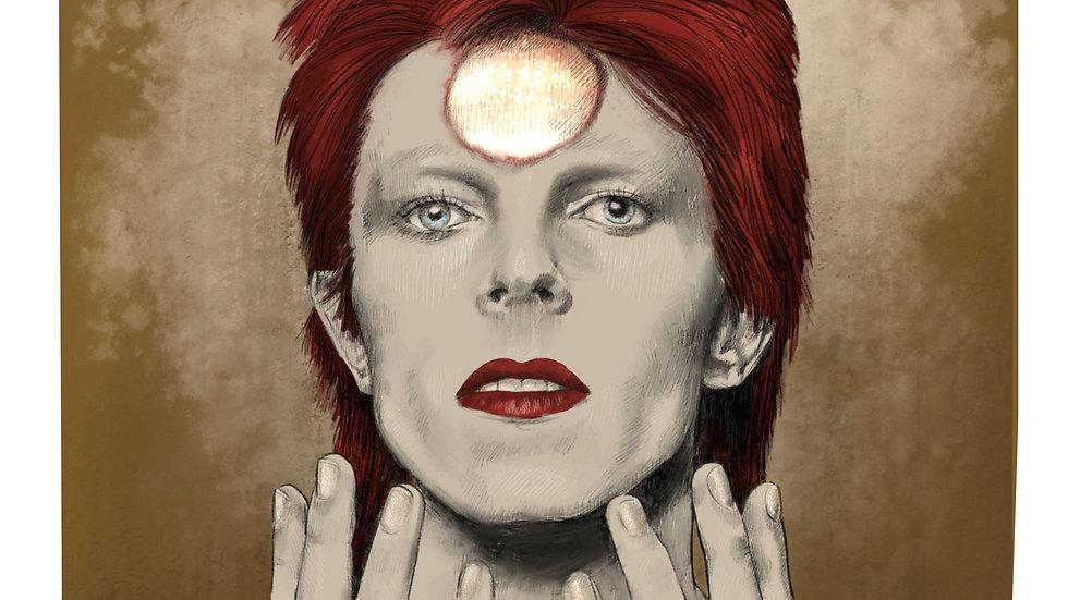 Bowie (print)