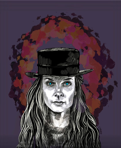 Rose The Hat